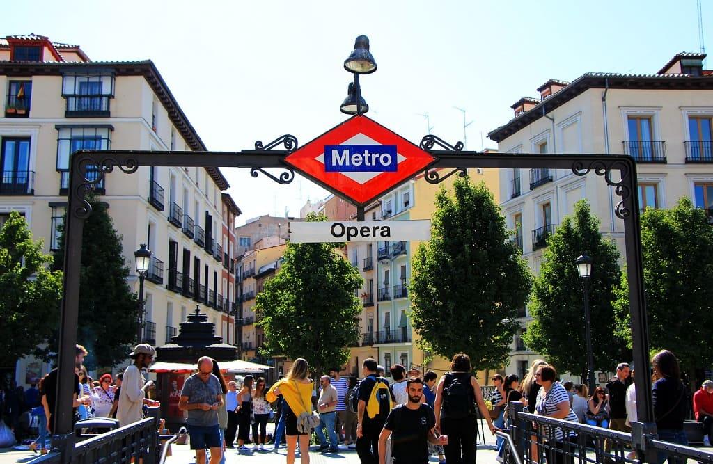 Planos zonales para el Consorcio Regional de Transportes de Madrid (CRTM)