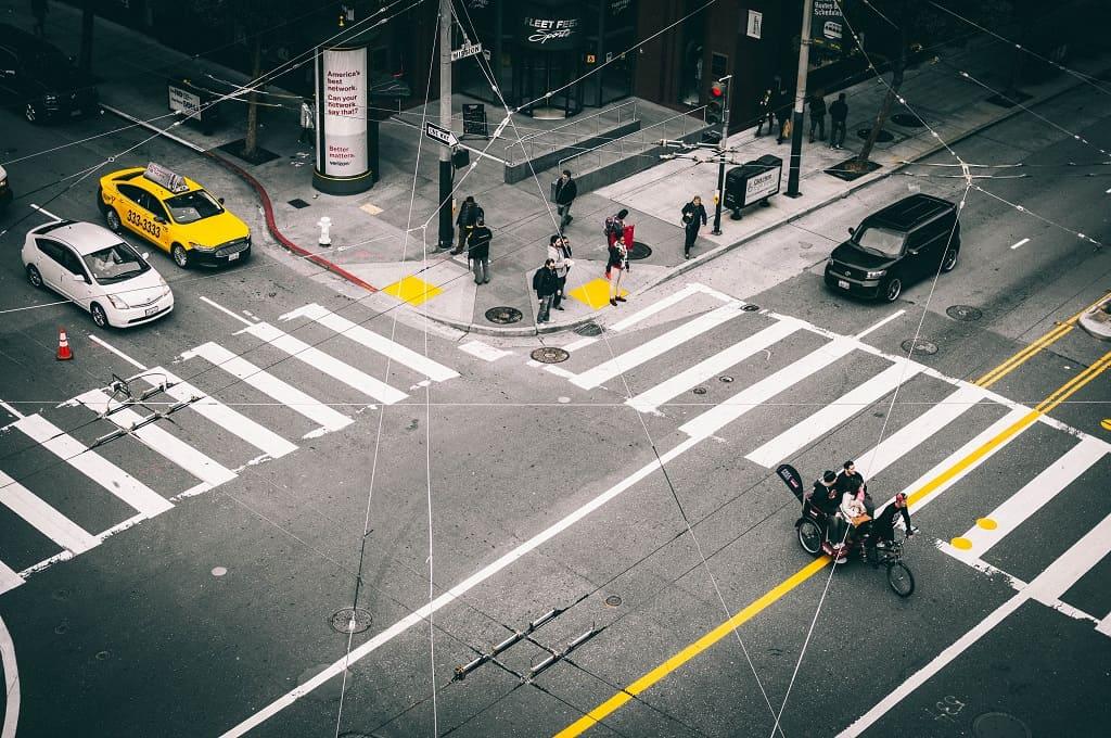 GEOGRAMA - Tráfico en ciudades inteligentes