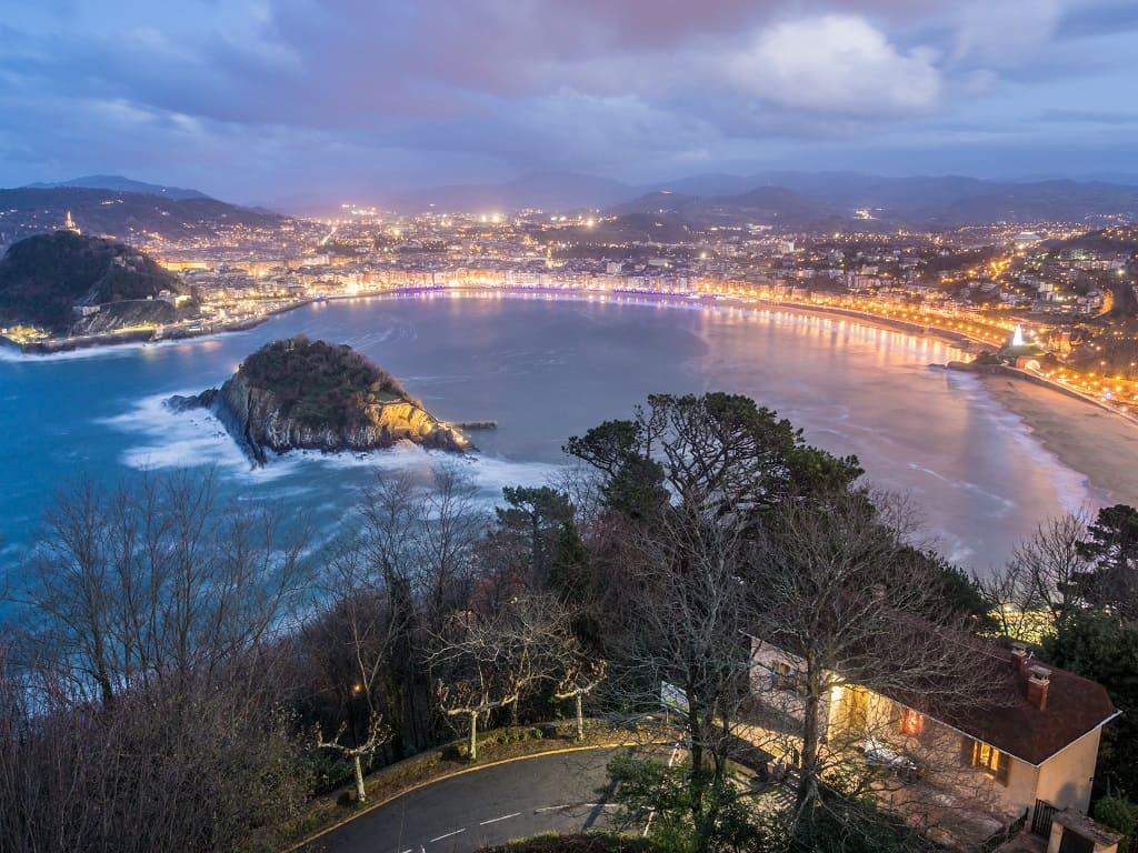 Geograma, responsable de actualizar la cartografía municipal de San Sebastián - Donostia